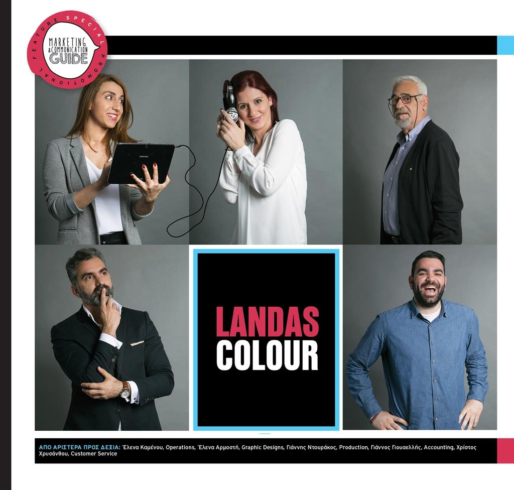 COMMUNICATION - LANDAS COLOUR