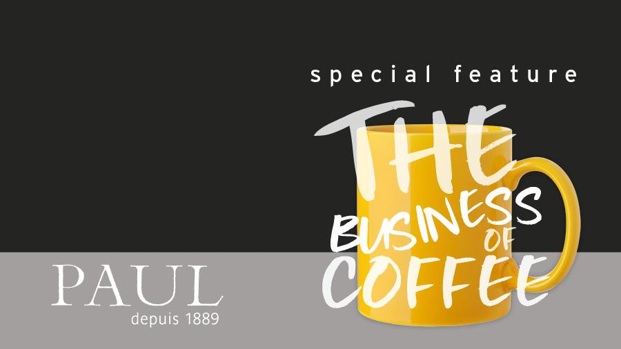 SUCCESS OF THE BUSINESS OF COFFEE - PAUL