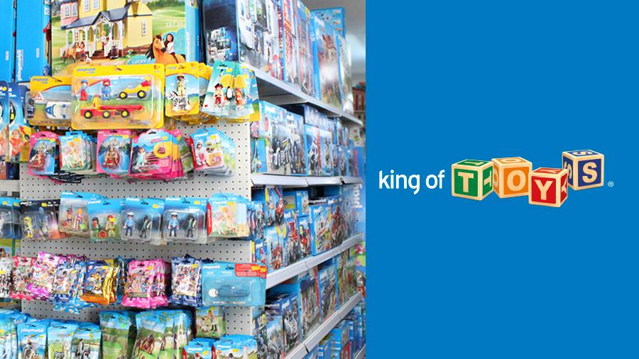KING OF TOYS