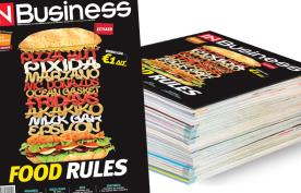 IN Business Αυγούστου- Food Rules: Η...