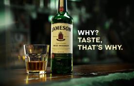 To Jameson Irish Whiskey ανάμεσα στα 10...