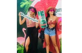 Perrier Goes Pink, VIP Party