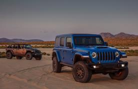 Jeep® Wrangler Rubicon 392: Το...