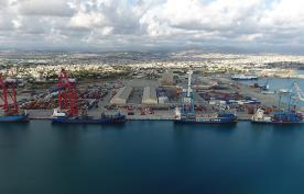 Eurogate Container Terminal Limassol:...