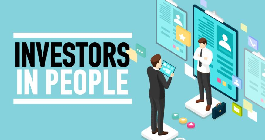 Investors in People GREAT people great business
