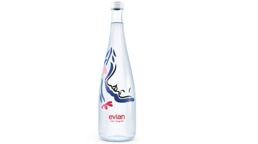 evian® 2018 Limited Edition