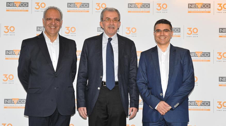 30 χρόνια NEDECO Electronics Ltd